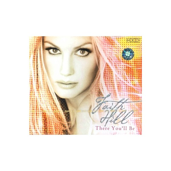8T8T Shop - Faith Hill There You'll Be [HDCD]
